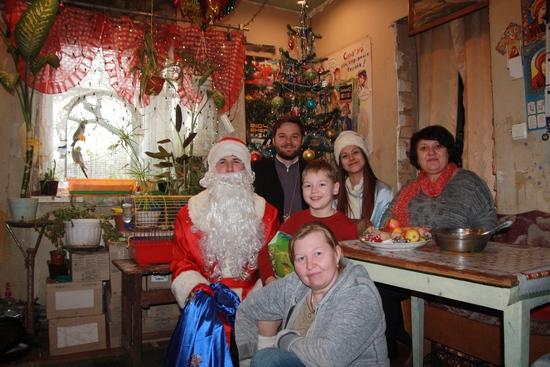 У Кропивницькому відвідали сім'ї де виховуються діти з особливими потребами