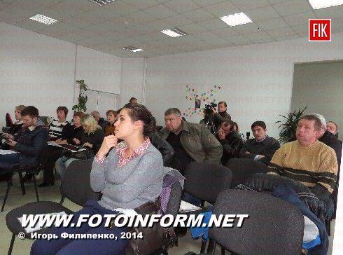 Вчера, 29 октября, в Кировоградском пресс - клубе состоялась пресс-конференция представителей движения Честно, по поводу фальсификации и подкупа избирателей в 101-ом округе.