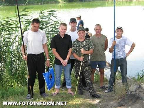 На Кіровоградщині проведено змагання з рибної ловлі серед засуджених (ФОТО)