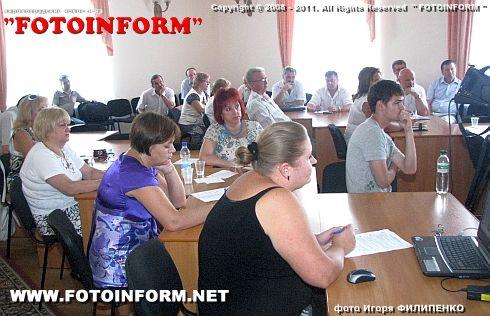 Стан організації надання медичної допомоги населенню Кіровограда
