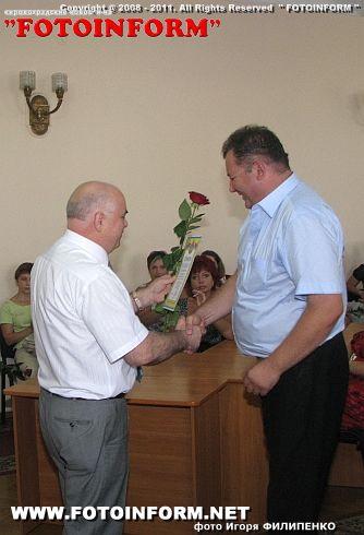 У міській раді вшанували працівників торгівлі (ФОТО)