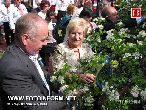 В Кировоград приехали более тысячи творческих людей (фоторепортаж)