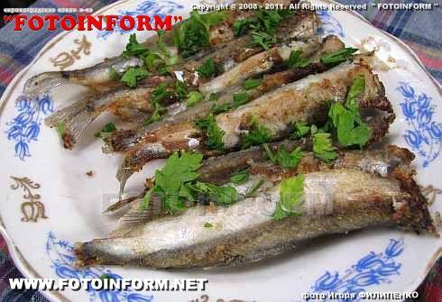 Простой рецепт приготовления рыбы