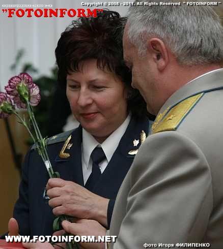 Праздник в прокуратуре (ФОТОРЕПОРТАЖ)