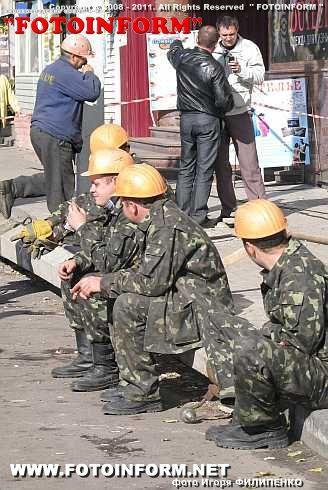 Олександр Саінсус доручив КП «Міськсвітло» активізувати роботи із відновлення зовнішнього освітлення у Кіровограді (ФОТО)