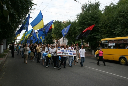 Парад вишиванок по-кіровоградськи (ФОТО)