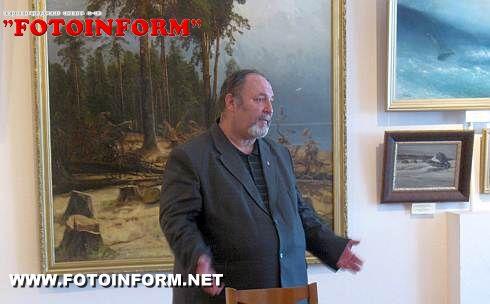 «Поезія душі» в Кіровоградському обласному художньому музеї (ФОТО)