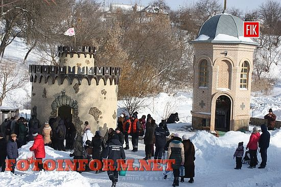 Свято Водохреще пройшло у Кіровограді