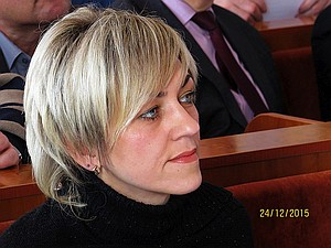"""Анна НІЖНІКОВА, політична партія """"Опозиційний блок"""":"""