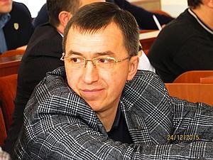 """Олександр ШАМАРДІН, політична партія """"Рідне місто"""":"""