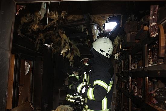 4 листопада о 7:40 до Служби порятунку «101» надійшло повідомлення про пожежу в приватному домоволодінні, що по вул. Глінки в обласному центрі.