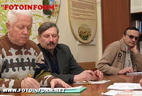 Міська топонімічна комісія вирішила додатково опрацювати концепцію топонімічної політики в Кіровограді (ФОТО)