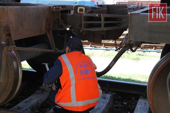 За 12 місяців 2016 року у регіональній філії «Одеська залізниця» було виявлено і оформлено технічними актами 1 тис. 291 пошкоджений вагон, які потребують ремонту.