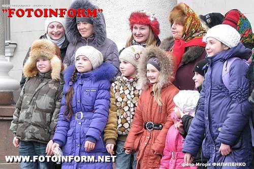В Кировограде проводили зиму, фоторепортаж Игоря Филипенко,FotoInform