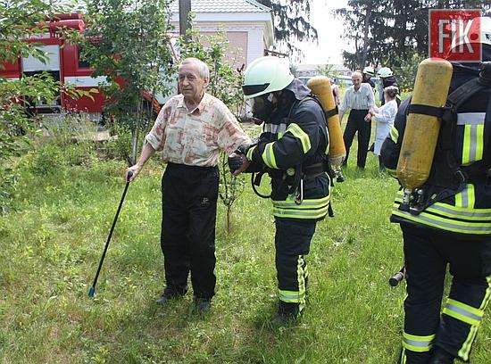 23 червня відбулись тренувальні тактичні навчання з особовим складом Державного пожежно-рятувального загону №1 Управління ДСНС в області по ліквідації наслідків надзвичайної ситуації на об'єкті з масовим перебуванням людей.