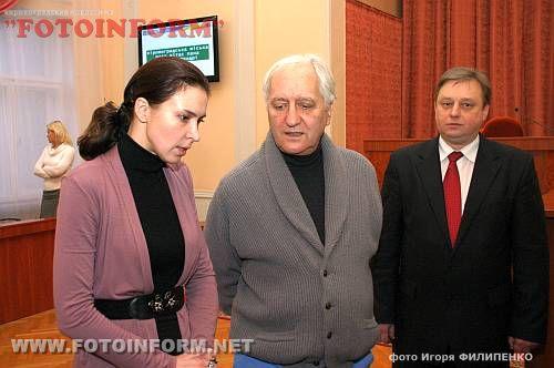 Александр Саинсус принял британского гостя (ФОТО)