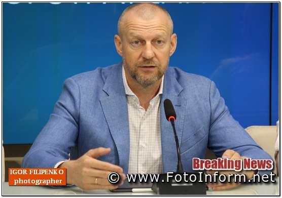У Кропивницький завітав нардеп Андрій Тетерук