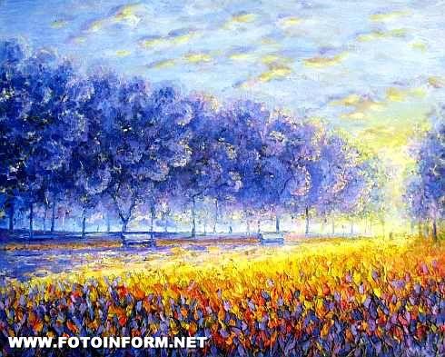 Визначено переможців мистецької акції Весняного пленеру в Дендропарку (ФОТО)