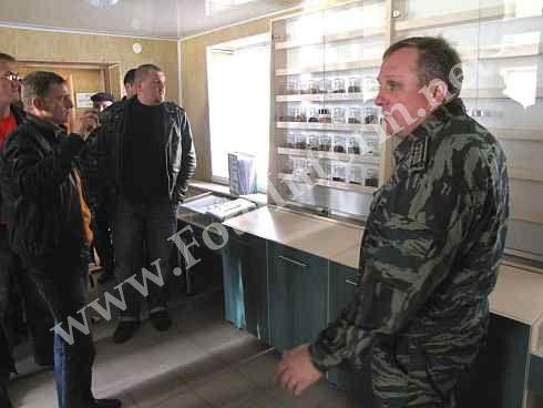 13 жовтня лісівники Кіровоградщини гостинно зустрічали лісничих (ФОТО)