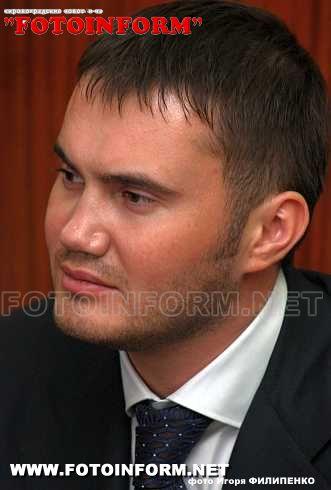 Виктор Янукович побывал в Кировоградском горсовете ( фоторепортаж)