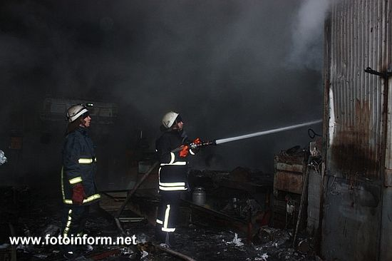 7 грудня о 15:28 до Служби порятунку «101» надійшло повідомлення про пожежу по вул. Варшавській в обласному центрі.