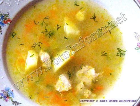 Такой вкусный суп! (ФОТО)