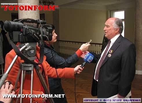 Кіровоградська міська організація ветеранів України відзначила своє 25-річчя (ФОТО)