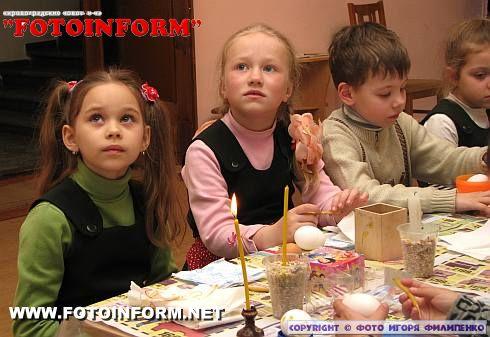 Пасхальный мастер-класс (ФОТО)