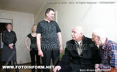 В гостях у долгожителя (ФОТОРЕПОРТАЖ) Игоря Филипенко