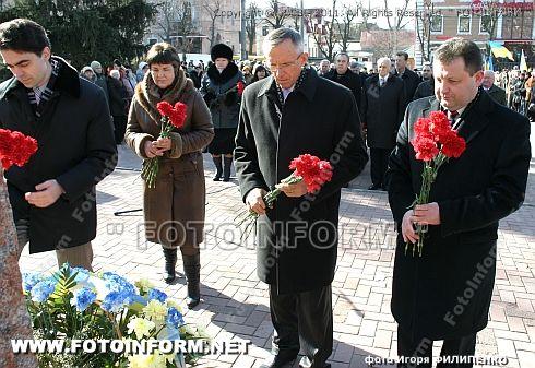 В Кировограде отметили день рождения поэта (ФОТОРЕПОРТАЖ) Игоря Филипенко