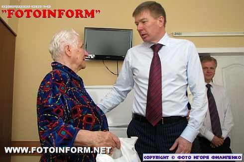 Сергій Ларін: У Кіровоградському госпіталі створені такі умови для ветеранів війни, як ніде в Україні (ФОТО)