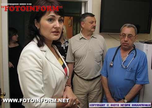 Кировоградская больница скорой помощи (ФОТО)