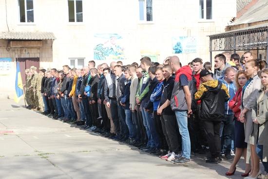 З0 травня з Кіровоградського обласного збірного пункту відправлено до навчального центру останню команду призовників, що символізувало собою завершення весняного призову.