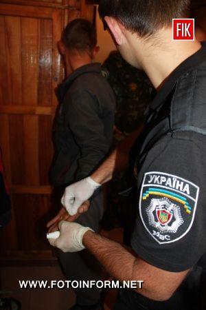22 липня близько 18:00 години в Кіровоградській виправній колонії №6 було перекрито невдалу спробу доставки наркотичної речовини до охороняємої території.