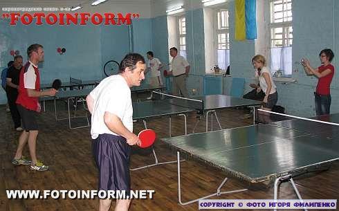 Журналисты сыграли в теннис (ФОТОРЕПОРТАЖ)