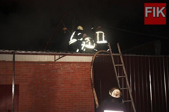 5 січня о 18:01 до Служби порятунку «101» надійшло повідомлення про пожежу споруди по вул. Яновського у м. Кропивницький.