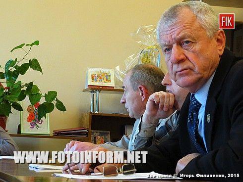 Представители Чернобыльских организаций Кировоградщины встретились с Витой Атаманчук (видео). фото Игоря Фиилипенко