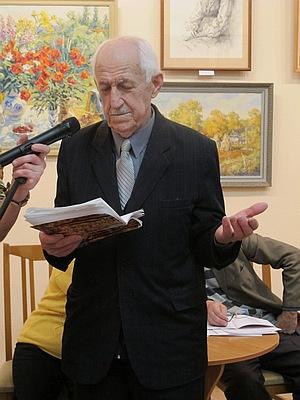 В рамках роботи «Музичної вітальні» в Кіровоградському обласному художньому музеї відбувся творчий вечір під назвою «Три Миколая».