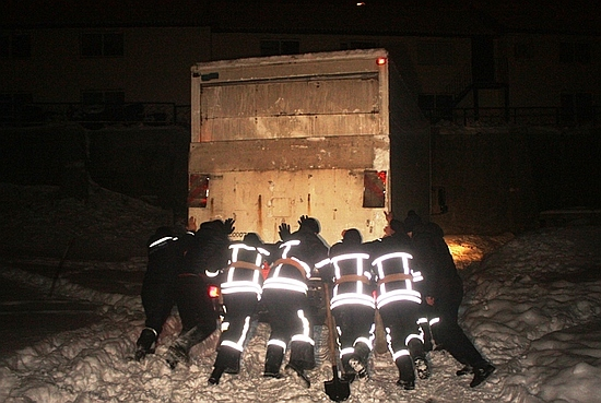 9 січня до Служби порятунку «101» у м. Кропивницькому надійшло 5 повідомлень про необхідність надання допомоги водіям автотранспорту, які стали заручниками снігового полону.