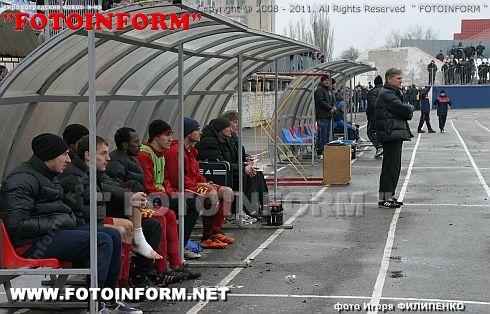 Зирка одержала уверенную победу (ФОТОРЕПОРТАЖ) Игоря Филипенко.