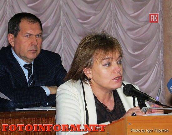 Кіровоград: у міській раді зібралось понад сто ліквідаторів