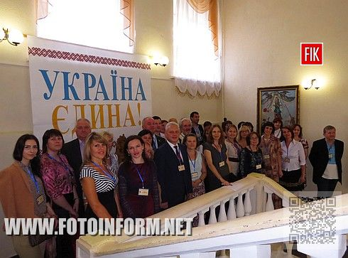 Сегодня, 7 сентября, в Кировоградском областном художественном музее состоялось открытие Всеукраинского обучения для сотрудников художественных музеев из разных уголков Украины.