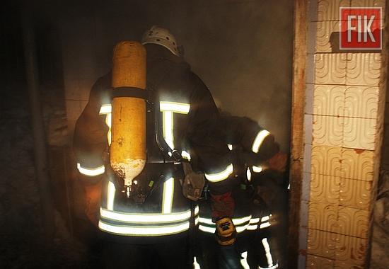 24 січня о 18:50 до Служби порятунку «101» надійшло повідомлення про пожежу на вул. Менделеєва в обласному центрі.