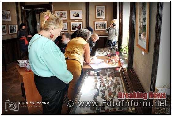 Кропивницький: виставка мініатюрного війська у фотографіях, кропивницький новини, фото филипенко, крутоус