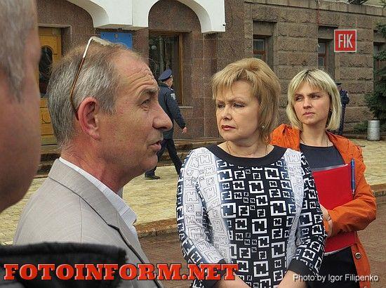 В Кировоградской области благодарность и уважение заслужили не все чернобыльцы (видео)