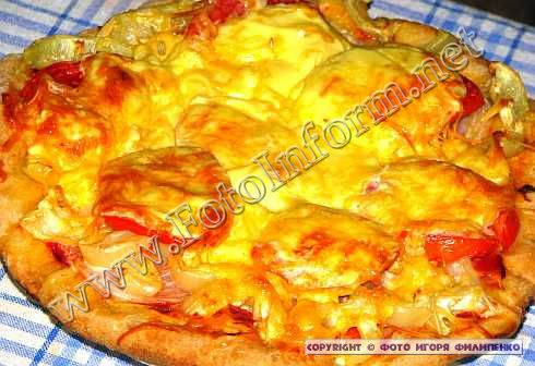 Пицца на кефире , кировоградские новости, фото Игоря Филипенко, вкусно и полезно, кулинарные рецепты