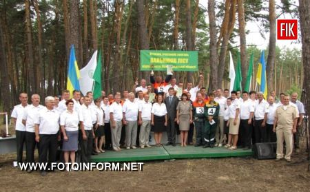 Кіровоградщина: яскраве дійство в олександрівському лісі (ФОТО)