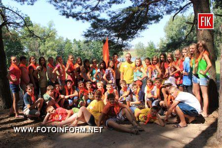 Кіровоградщина: «Спортивним бути модно!» (ФОТО)