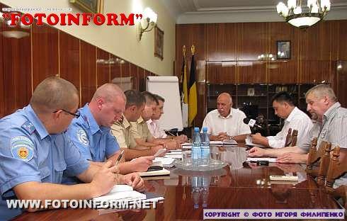 В Кировограде объявили повышенную пожароопасность (фото)