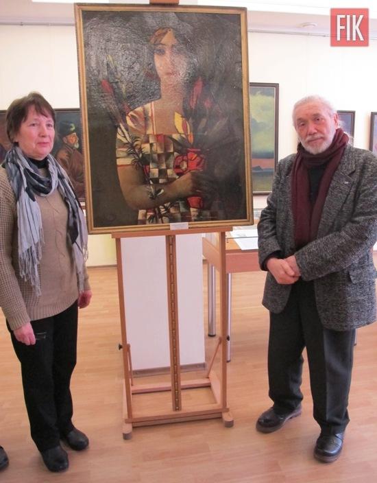 У Кропивницькому художній музей отримав мистецькі подарунки